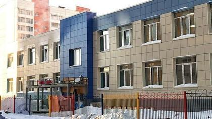 Новый детский сад скоро откроется в Кемерове