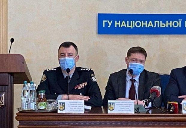 Назначен новый глава полиции Львовской области