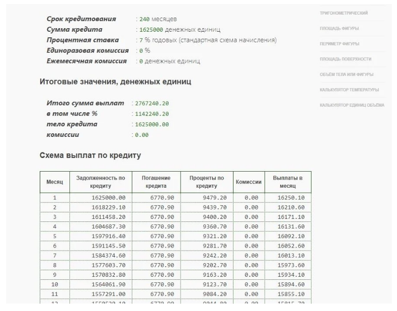 Ипотека под 7% годовых: главные условия, месячный платеж и требования к зарплатам заемщиков