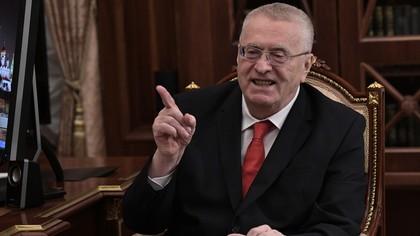 Жириновский предложил установить предельный вес для россиян