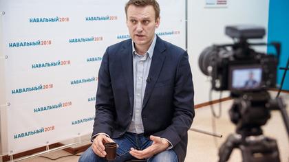 Суд вынес приговор Навальному по делу о клевете на ветерана