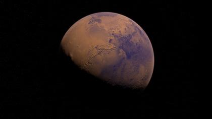 Китай успешно вывел первый зонд на орбиту Марса