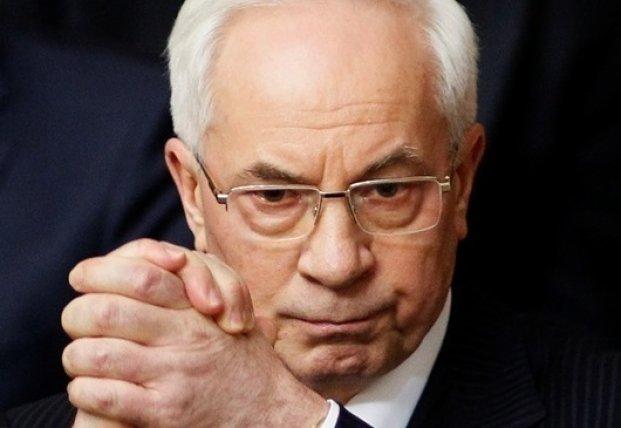 Азарову объявлено подозрение за Харьковские соглашения