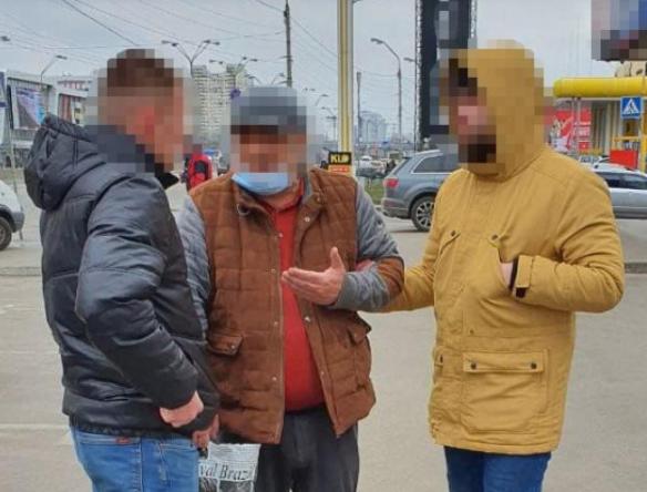 В Киеве продавали справки с