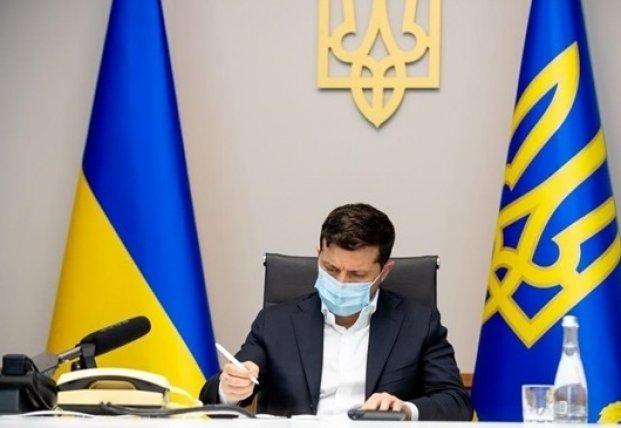 Зеленский уволил глав 19 РГА в трех областях