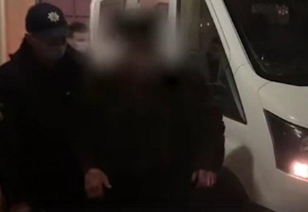 В Херсонской области задержали подозреваемого в убийстве 7-летней девочки (видео)