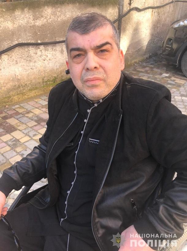 В Одессе задержан