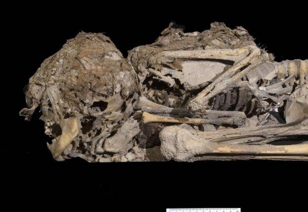 Археологи нашли загадочное захоронение ребенка, которому 6 тыс. лет
