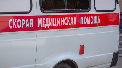 Легковушка и скорая с пациентом внутри столкнулись на кемеровском перекрестке