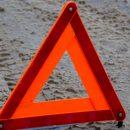 Два автомобиля столкнулись на оживленном проспекте в Кемерове