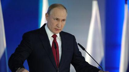 Принятый Госдумой закон позволит Путину вновь баллотироваться на пост президента