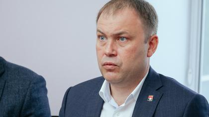 Мэр Кемерова Илья Середюк попал в больницу после серьезной травмы