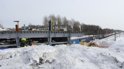 Новый путепровод через Транссиб появится в Кузбассе осенью