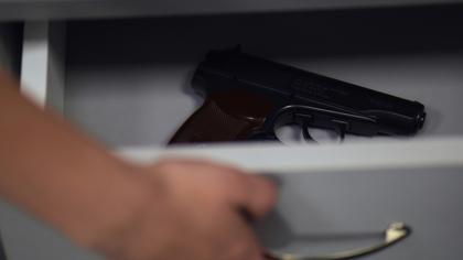 Москвич обстрелял своего 12-летнего сына из пистолета