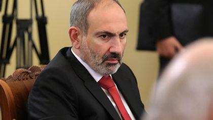Пашинян сообщил о намерении уйти в отставку в апреле