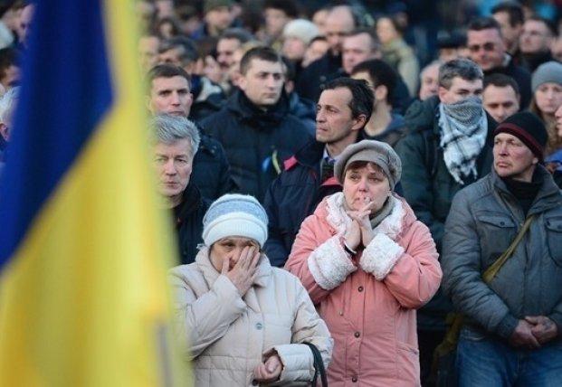 МВФ спрогнозировал численность населения Украины