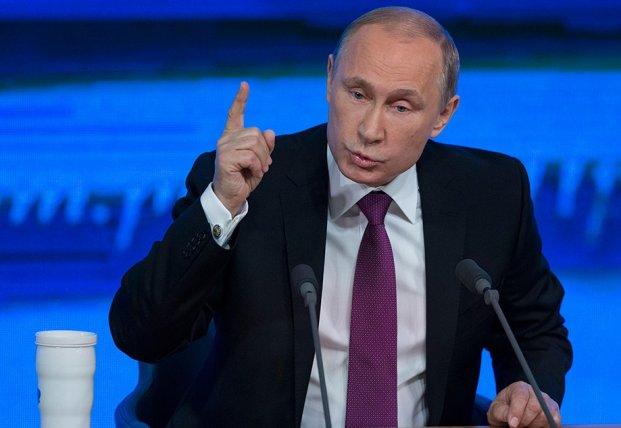 Карательная система Путина: все только начинается