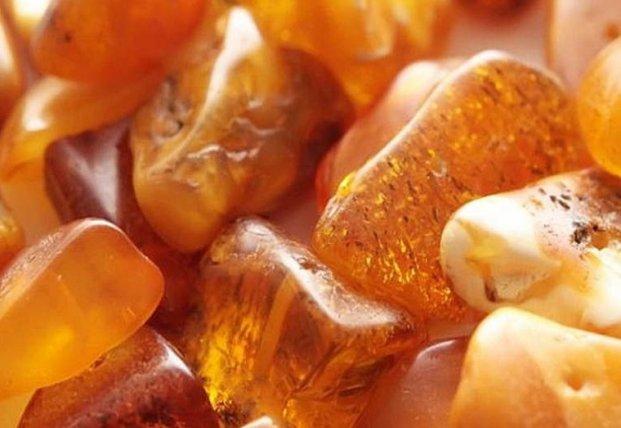 Ученые обнаружили в янтаре целебные свойства