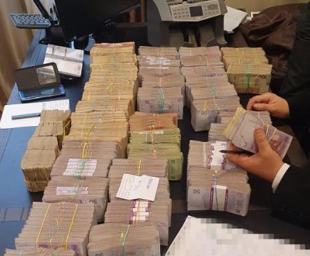 На уклонении от уплаты 18 млн грн налогов разоблачили фирму-участника