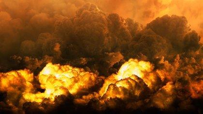 Взрыв прогремел на рынке в Багдаде